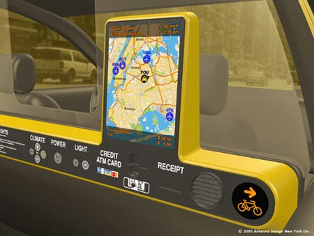 taxi interface