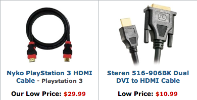 buy cables