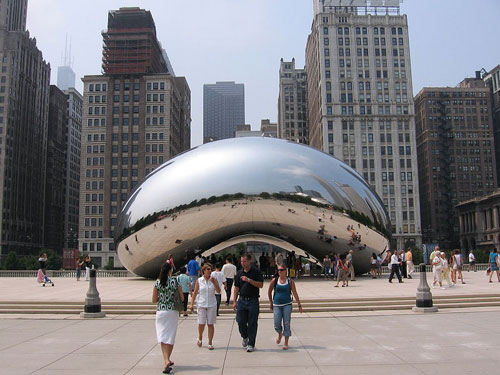 Chicago Understands Public Art In A E The Will Only Be Interested If They Can Engage With It Walk On Play Look Into
