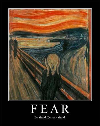 Φόβος και σκοπιμότητες