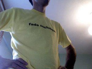 fade tech t