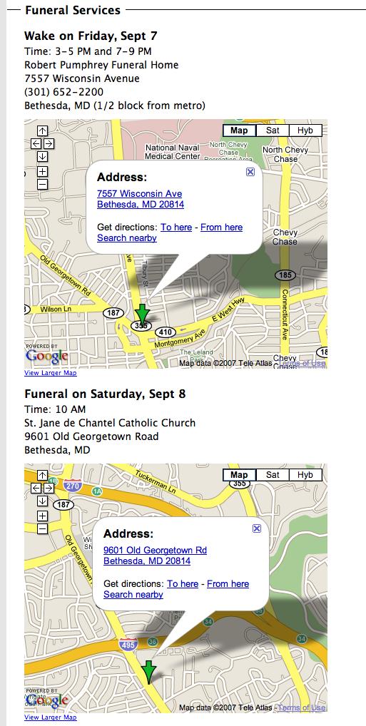google maps embed