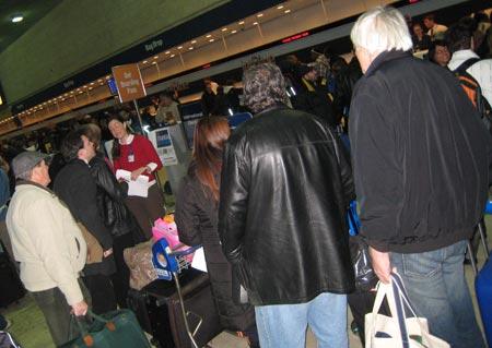 JetBlue terminal