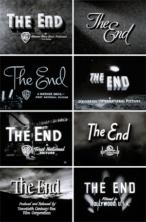 movie fonts