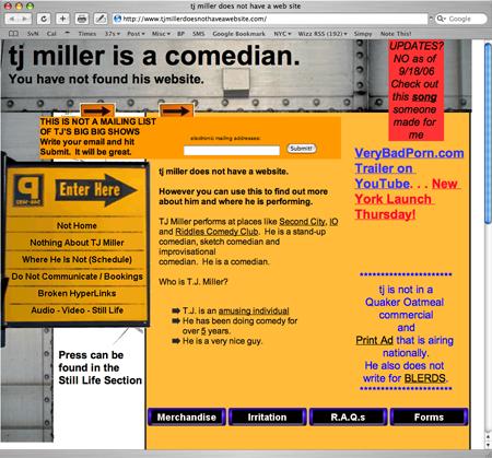 tjmillerdoesnothaveawebsite
