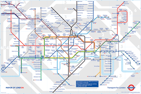 Ideal Nyc Subway Map Efficient.Helpful Distortion At Nyc London Subway Maps Signal V Noise